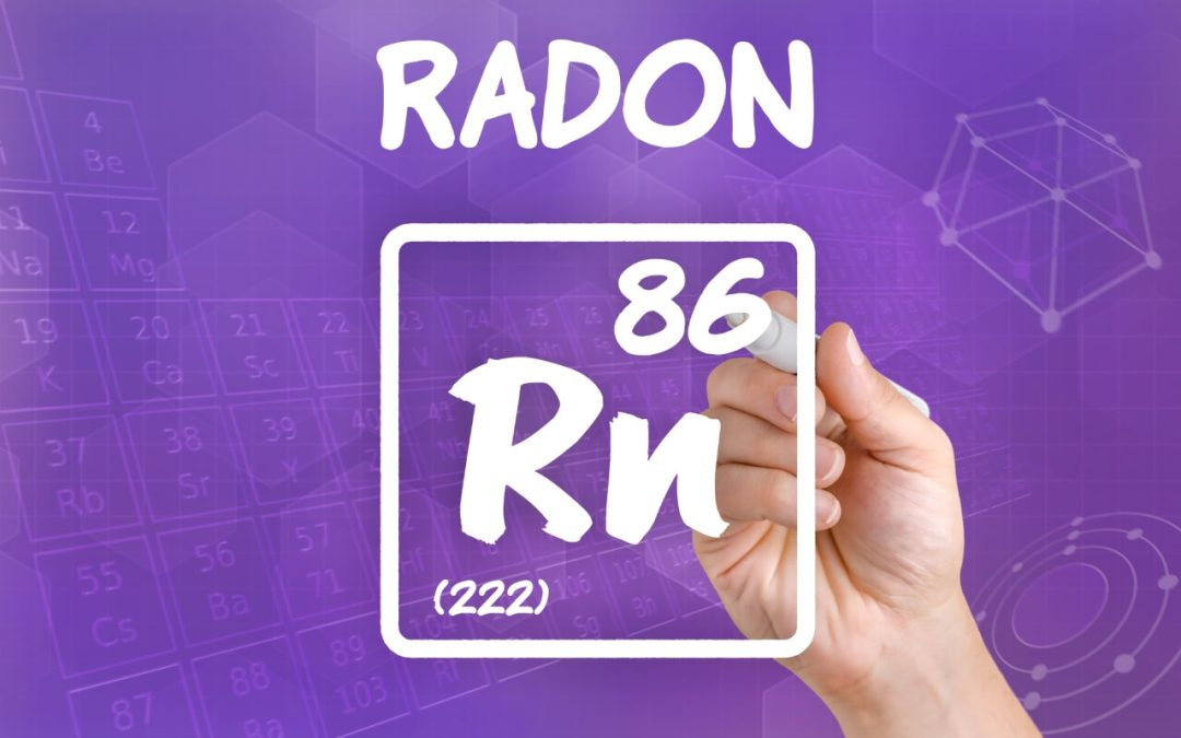 exposure to radon is a risk to your health