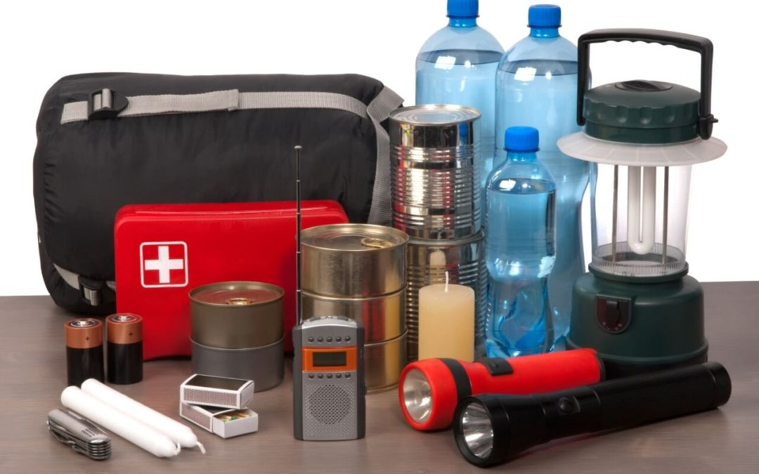 Safety Essentials for Your Home include a disaster kit