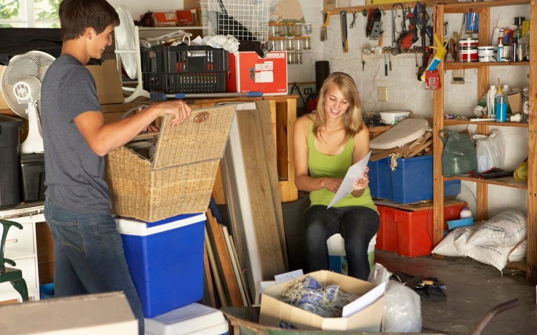 organize your basement with these tips and tricks