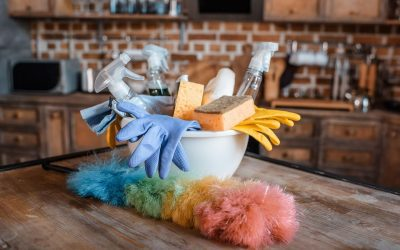 3 Easy Homemade Cleaning Supplies