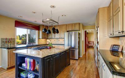 4 Solutions for Kitchen Storage
